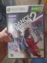 Dance central 2 em bom estado