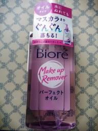 Título do anúncio: Demaquilante Biore Make up Remover 230 ml