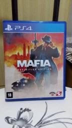 Mafia: Definitive Edition PS4 (usado)