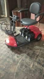 Scooter motorizada freedon
