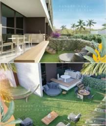 Lançamento Beach Class Muro alto apartamento com varanda gourmet