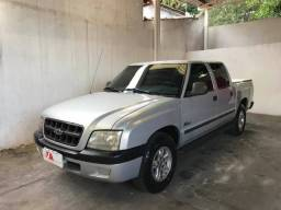 Vendo Troco e Financio S10 2.8 Turbo 2004 4x2