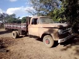 Caminhão dodg ano 80