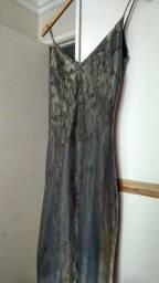 Desapego: vestido de festa