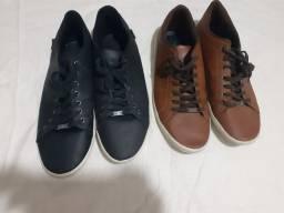 Título do anúncio: Sapatos da marca KITSCH, TAM 43
