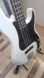 Baixo Fender Squier Affinity P...Bass + Capa