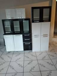 Armário de cozinha completo Bertolini