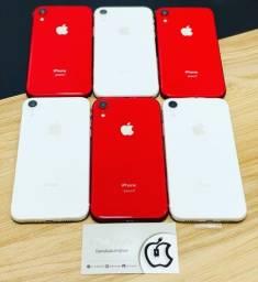 IPhone XR 64gb seminovo R$1300 12x R$120 no cartão