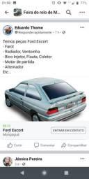 Vendo peças de Ford Ka, Escort, Palio, SpaceFox, Clio