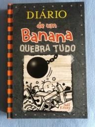 Livro: Diário de um Banana