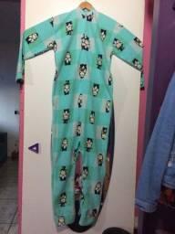 Pijama adulto M (unissex) $50,00