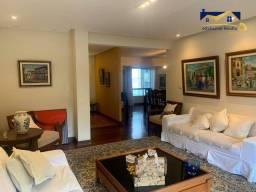 Apartamento com 3 quartos com home para alugar, 202 m² por R$ 5.180/mês - Campo Grande - S
