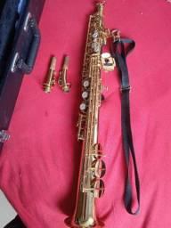Sax soprano Eagle sp 502