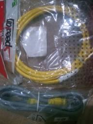 cabos de rede novo