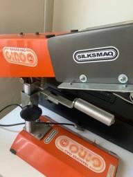 Máquina transfer giro 2 Silksmaq