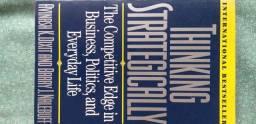 Livro: Thinking Strategically