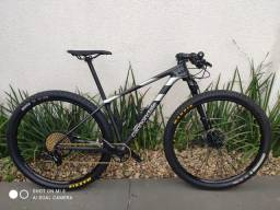 Bicicleta Cannondale lefty Ocho carbono t15