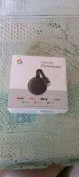 Título do anúncio: Vende-se  Google chromecast 3