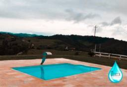 Título do anúncio: EFG-Promoção Piscina de Fibra de 4,80 metros Direto da Fábrica Oportunidade!!!