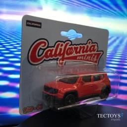 Miniatura Jeep Renegade - California Minis 1/60 - 64