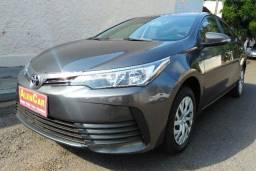Título do anúncio: Vendo/Troca Toyota Corolla 2018 GLI 1.8 flex Automático + Multimídia Leia a Descrição