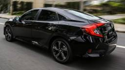 Título do anúncio: Oportunidade: Vendo Honda Civic Sedan EXL 2.0 Flex 16V Preto.