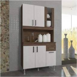 Armário de cozinha novo entrego promoção preço de fábrica