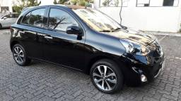 Nissan march 1.6 sl 15/2016 top