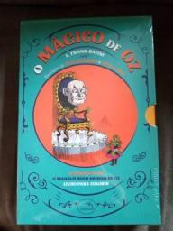 Box O Mágico de Oz novinho no plástico