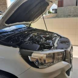 Título do anúncio: Caminhoneta Toyota Hilux CD 4x4 Aut Flex