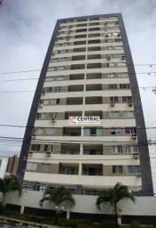 Apartamento com 3 dormitórios para alugar, 100 m² por R$ 1.600,00/mês - Pituba - Salvador/