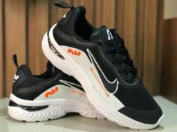Vendo tênis nike air e tênis Reebok ( 120 com entrega )