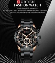 Título do anúncio: Relógio Masculino Curren 8355 Cronógrafo Funcional Original