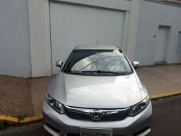 Civic LXL 2013 Completo KM 77000 IPVA pago Segundo Dono