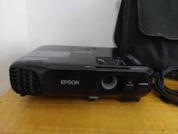 Projetor Epson S18+ em Perfeito Estado - com Garantia de 6 Meses