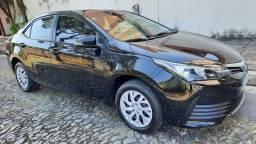 Corolla 1.8 16V GLI 2018 Automático Único dono
