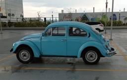 VW Fusca 78, original, nunca bateu, ac oferta
