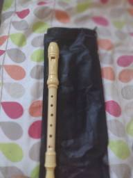 Título do anúncio: Flauta Yamaha Doce Germanica Soprano Yrs23g
