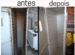 Título do anúncio: Reforma de armário e móveis de aço