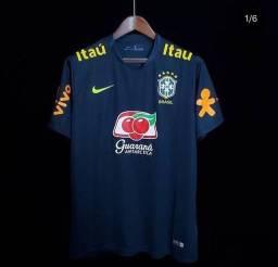 Camiseta de treino seleção brasileira