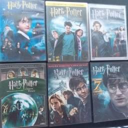 Harry Potter DVD Originais