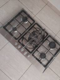 Título do anúncio: Cooktop a gás Electrolux home pro