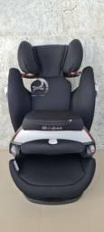 Cadeira para Auto Pallas 2-Fix Cybex 9 à 36kg Preto