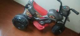 Moto Elétrica Infantil Semi Nova