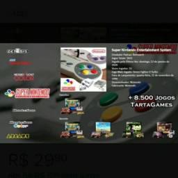 Sistema +8.500 Jogos Retrô para computado com windows 64bits