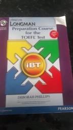 LIVRO TOEFL IBT