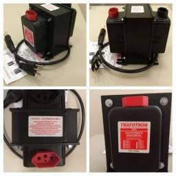 Transformador/Conversor 110v/220v para ar condicionado,freezer,geladeira,forno.Novos