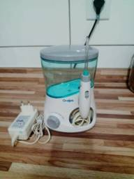 Aparelho para limpeza dentária prótese e aparelho dentário!