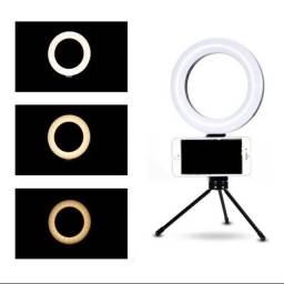Ring light médio