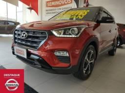 Título do anúncio: Creta Sport Automático 2019 Vermelho